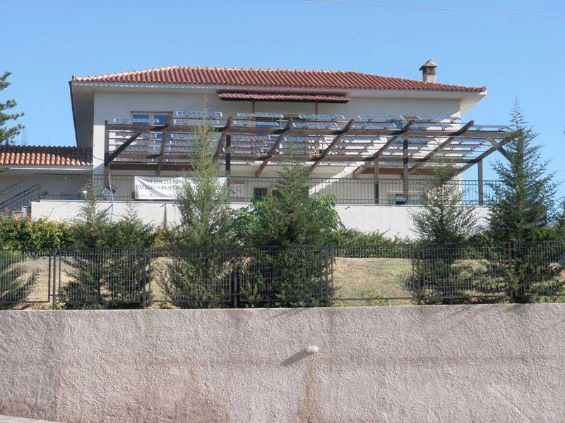 Κτίριο Γραφείων ΚΑΠΕ (επί της Λ. Μαραθώνος στο Πικέρμι)