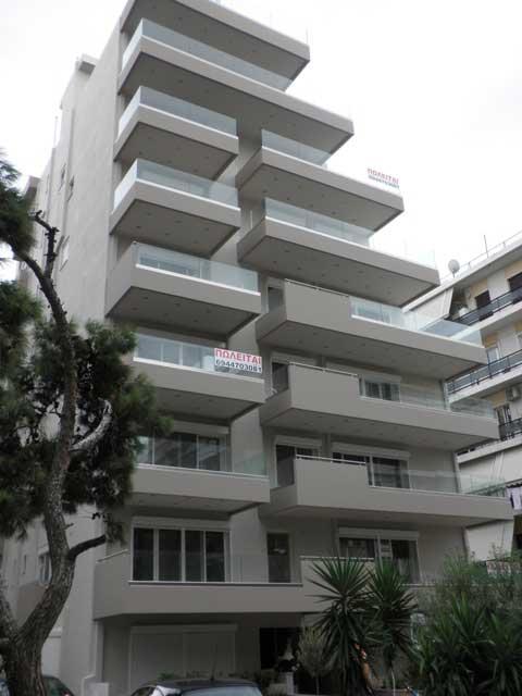 Αιόλου 24 & Θέτιδος - Παλαιό Φάληρο (Αποπεράτωση Νοέμβριος 2012)